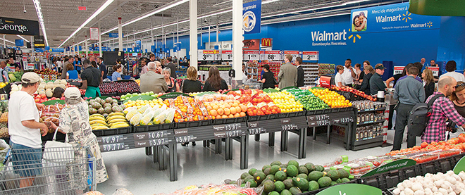 walmart vs big bazar essay Background- walmart is a bentonville, arkansas global corporation that runs chains of discount department and warehouse stores it is the world's largest public corporation ranked by revenue, the largest private employer with over 2 million employees, and the largest retailer in the world.